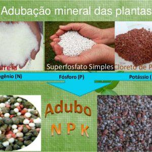 Adubo NPK 4.14.8 Em Pó -50 KG
