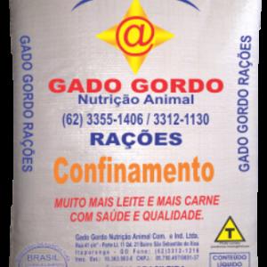 Ração Gado Gordo Confinado (Saco 25 KG)