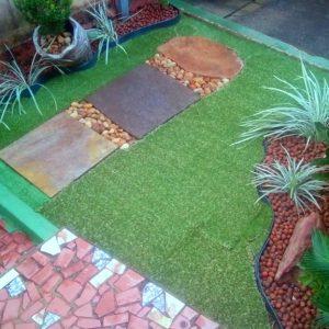 Grama Sintética Soft Garden 20mm